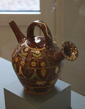 Kaffeetrude im Keramik-Museum Bürgel