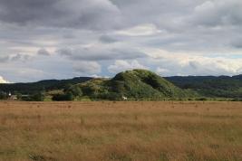 Dunadd, ehedem die Festung der Könige von Dàl Riata