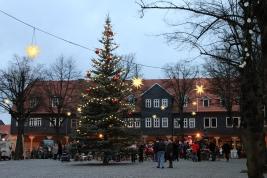 Weihnachtsmarkt in Arnstadt