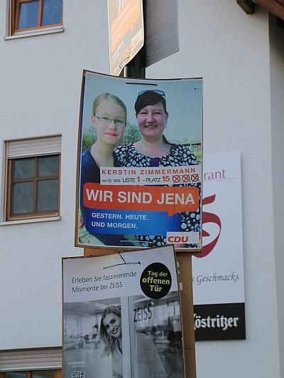 Jena-Isserstedt, Hauptstraße