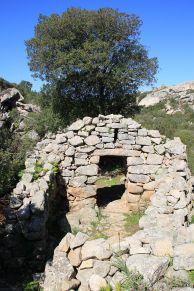 Der Tempietto von Malchitto - von der Größe meiner Küche, aber um die 3000 Jahre alt