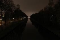 Skyglow over Eindhoven - die Dunstglocke macht die Nacht zu einem schlechten Tag