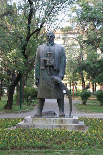 Tito war nicht zu finden, aber an nationalen Helden ist kein Mangel.