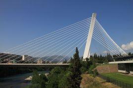Die Millenium-Bridge